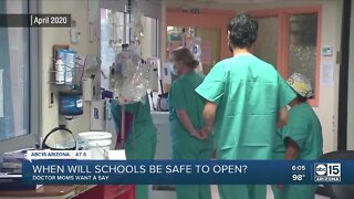 When will Arizona schools be safe to open?