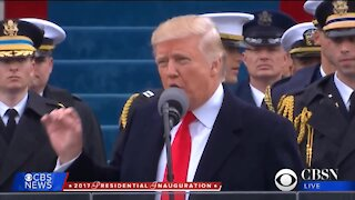 President Donald J Trump Delivers Powerful Message To United State America Patriots