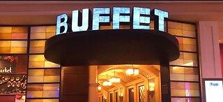 MGM Resorts to temporarily close its Las Vegas buffets