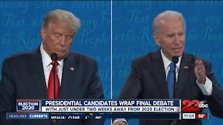 Final Presidential Debate of the 2020 Election