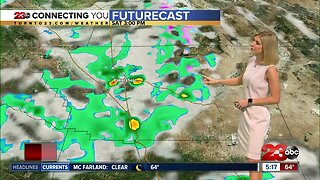 Our next storm arrives on Saturday