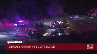 Deadly crash in Scottsdale