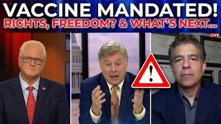 FlashPoint: Vaccine Mandated!? What Happens Next...   Lance Wallnau, Dr. Hamada (9/9/21) 
