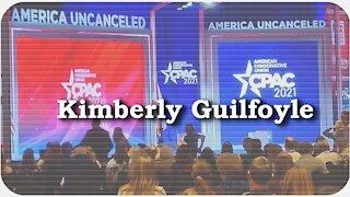CPAC 2021 * Kimberly Guilfoyle