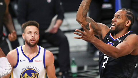 Steph Curry Under Pressure, Kawhi & Clippers At Breaking Point: Could They Leave To Play Elsewhere?