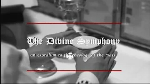 The Call and Response of the Catholic Liturgy (The Divine Symphony)