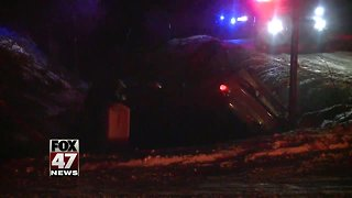 Police investigating rollover accident