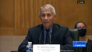 Fauci & NIH Dir WON'T Answer If They Spiked Trump Investigation Into COVID Origins