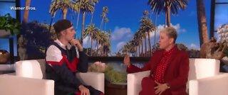 Ellen Degeneres addresses workplace allegations