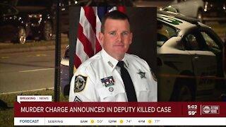 Prosecutors to seek Premeditated Murder charge against man accused of killing deputy