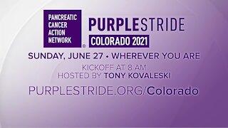 PanCAN's Purple Stride, Fighting Pancreatic Cancer
