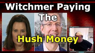 Michigan Gov. Gretchen Whitmer Pays Off Deposed Health Director