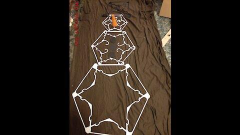 Hanger Snowman