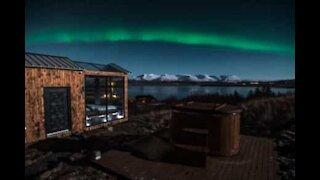Hotel con vista per l'Aurora Boreale