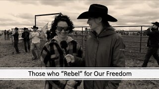"""Rebel"" for Freedom - Lockdown Rodeo"