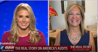 The Real Story - OAN Fraud in 2020 with Dr. Kelli Ward
