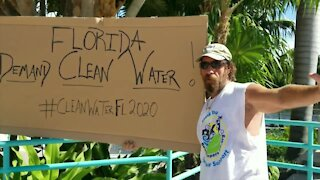 Groups calling for clean water across Florida