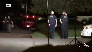Suspect in hospital, another on the loose after Tulsa home invasion