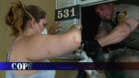 Cat House, COPS TV SHOW