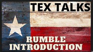 Tex Talks Intro Video