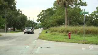 Teen struck by hit-and-run driver in Fort Pierce