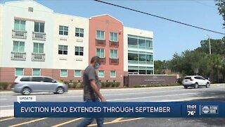 Gov. DeSantis extends halt on evictions for Florida tenants through October 1