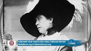 Walk Through History // Molly Brown House & Historic Denver