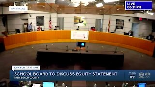 'White advantage' statement causes controversy in Palm Beach County schools