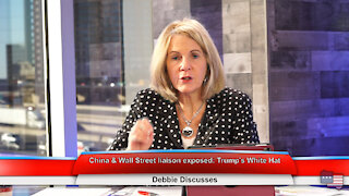 China & Wall Street liaison exposed: Trump's White Hat