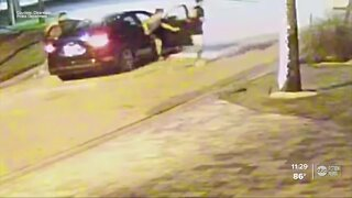 Video shows trio punching, kicking mailboxes in Clearwater neighborhood