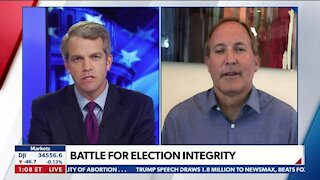 Paxton: Election Audits Are About Finding the Truth