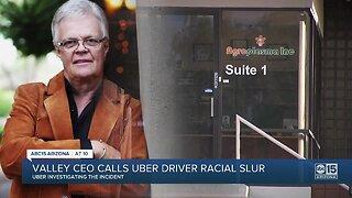 Valley CEO calls student Uber driver racial slur