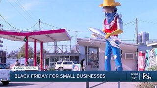 Black Friday for small businesses amid pandemic