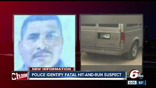 Indy police ID suspect in fatal hit-and-run crash
