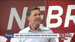 Sen. Ben Sasse running for re-election