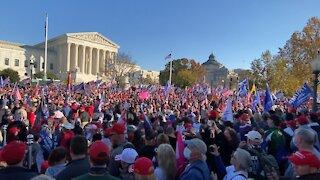 March for Trump | Million MAGA March | Washington DC | 2020-11-14 I IMG_2007