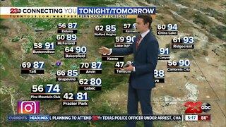 23ABC Evening weather update October 6, 2020