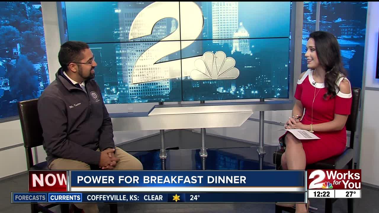 Power for Breakfast Dinner