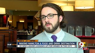 Making Hamilton a food and drink destination