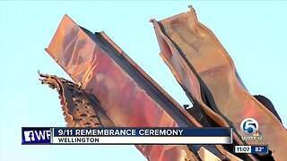 9/11 remembrance ceremony held in Wellington