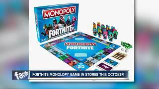 Fortnite Monopoly coming soon