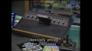 Atari Computer System Meier Frank Commercial (1980)
