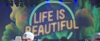 Life is Beautiful festival cancelled for 2020