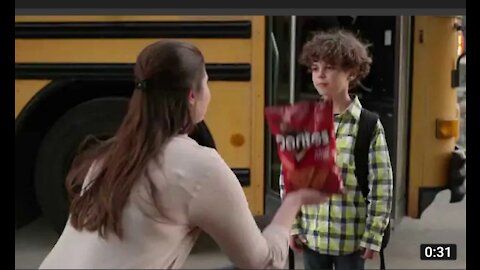 The New kid : Doritos commercial