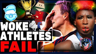 Woke BACKFIRE For Olympians As PATRIOT Wrestler EMBARRASSES Them ALL!
