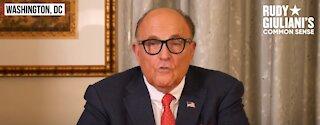 Rudy Giuliani Election Frauds