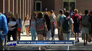 Screening committee named for Boise State University president search