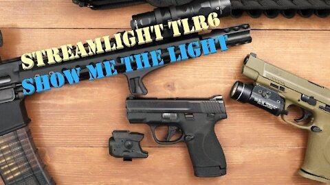Streamlight TLR6 - on Shield Plus