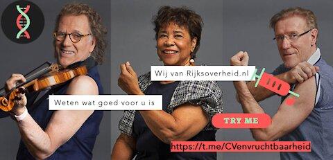 Wat zegt Rijksoverheid.nl over het prikken van zwangere?