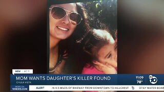Mom wants daughter's killer found